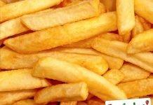 Per ottenere patatine fritte perfette