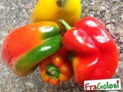 Caratteristiche dei peperoni