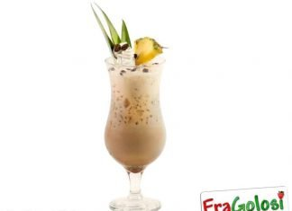 Frappé all'ananas