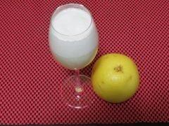 Sorbetto al Gusto di Limone