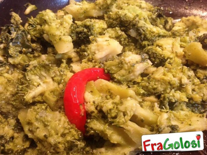 Broccoletti ripassati