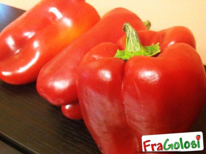 Come cucinare il peperone in tempi brevi al microonde
