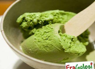 Gelato al te verde