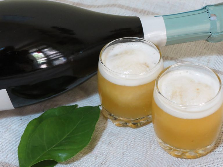 Sorbet Champagne al Mandarino