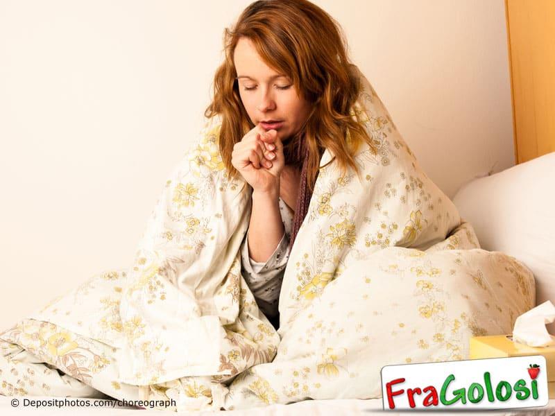 Come alleviare la tosse e il mal di gola