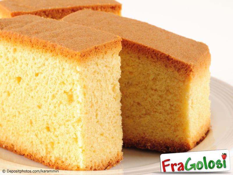 Come conservare il pan di Spagna per un certo periodo di tempo