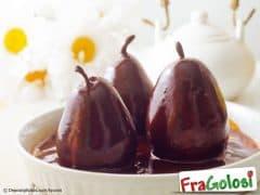 Pere al Cioccolato
