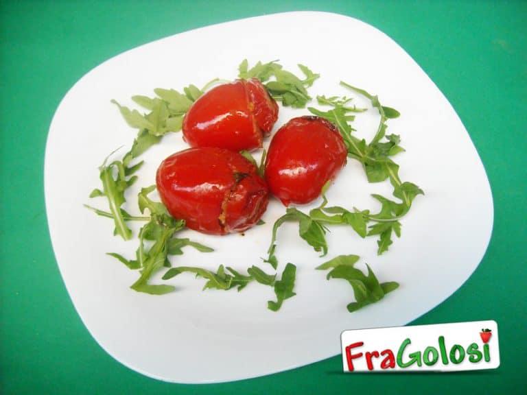 Pomodori ripieni allo stracchino Light