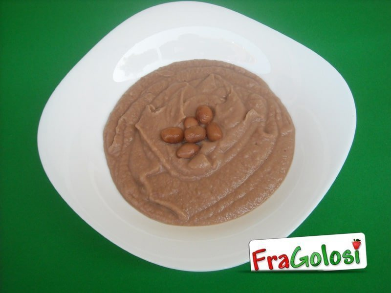 Crema di fagioli Light