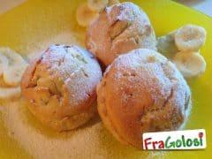 Muffin Veloci alle Banane