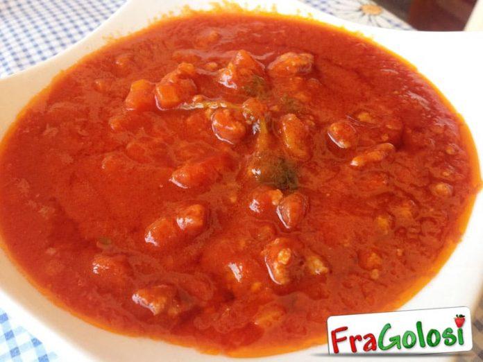 Ragù alla bolognese ricetta tradizionale