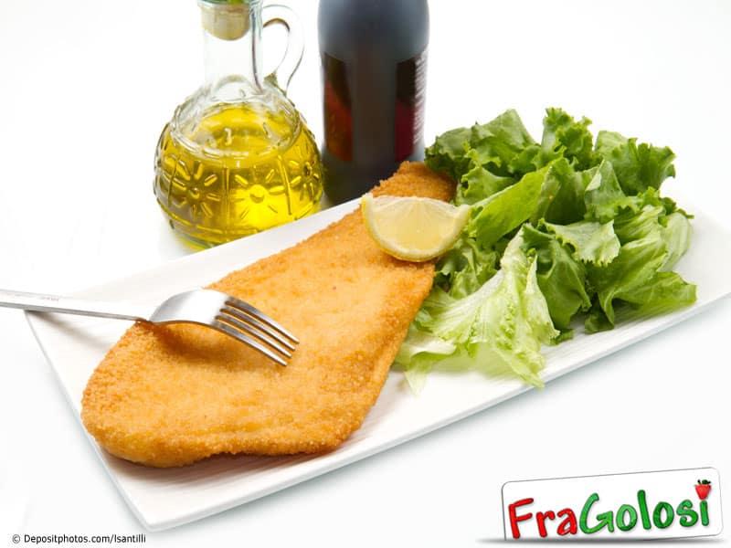 Filetti di pesce persico alla Milanese