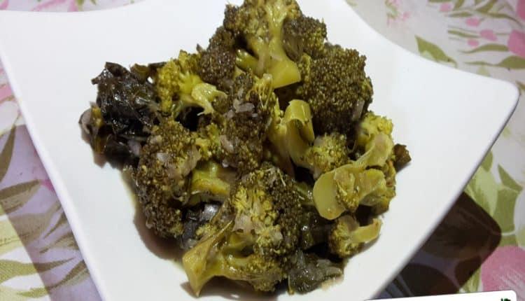 Broccoli al Vino Bianco