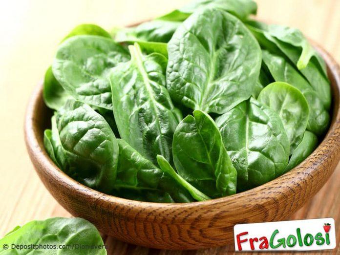 Come cuocere gli spinaci freschi