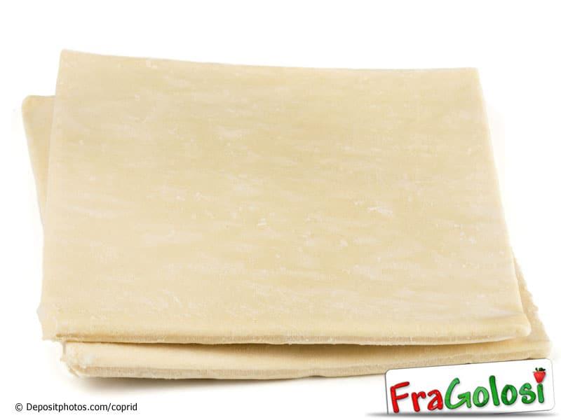 Come utilizzare i ritagli di pasta sfoglia già stesa