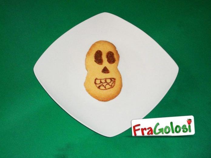 Cranio di Halloween
