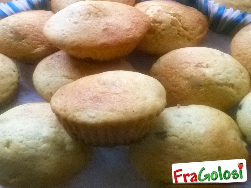 Muffins alle mele