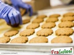 Per preparare i biscottini senza utilizzare le formine