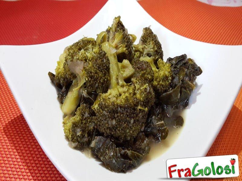 Broccoli al Vino Rosso
