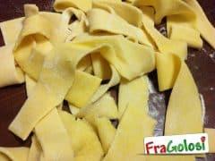 Pappardelle Fresche all'Uovo