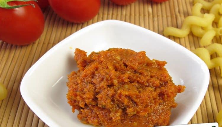 Pesto di Matarocco di Marsala
