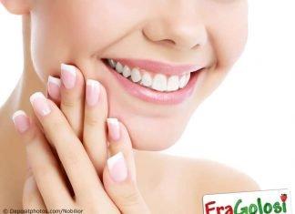 Per avere dei denti piu bianchi