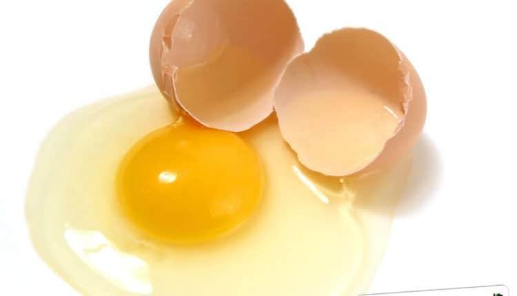Per conservare un tuorlo d'uovo