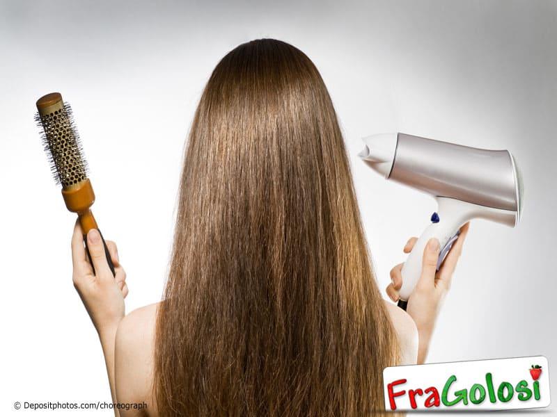 Balsamo per capelli molto secchi