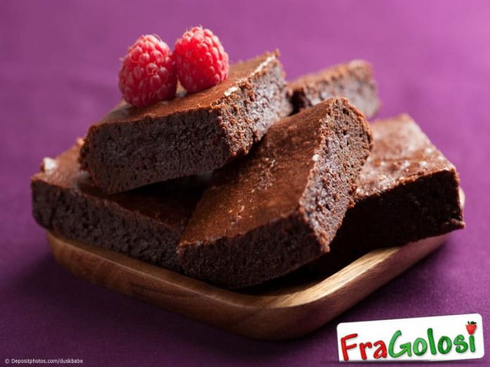 Brownies Cake