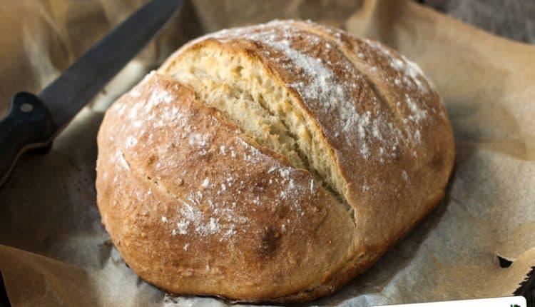 Pane preparato in casa