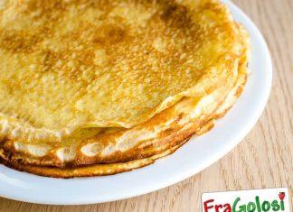 Pastella per galette o crepes bretoni