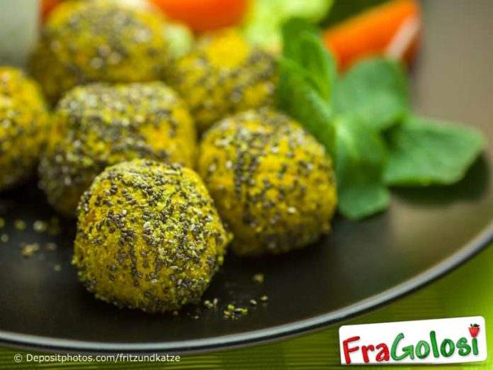 Crocchette di fave Falafel o Ta Amiyya