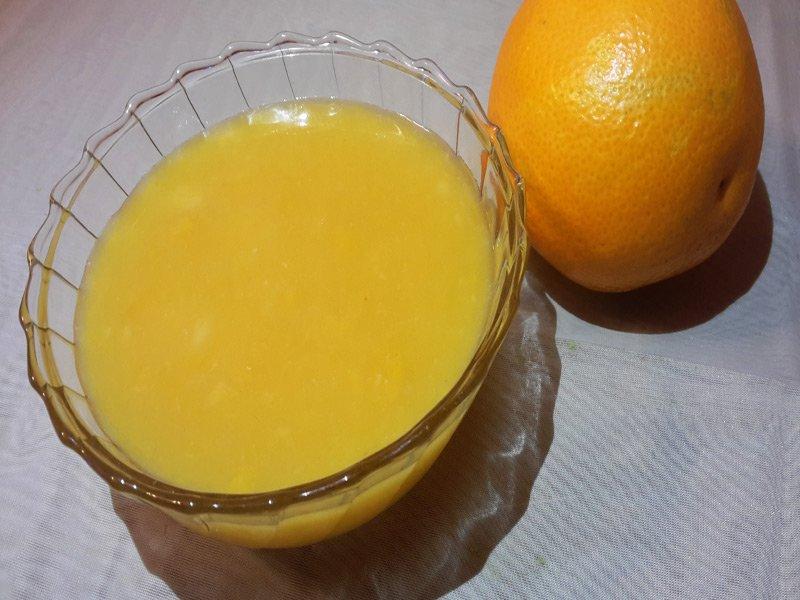 Salsa alla Birra e Succo d'Arancia