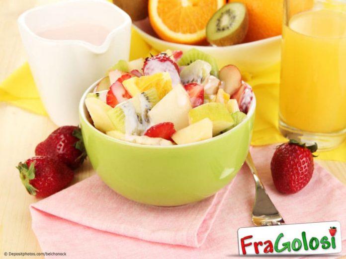 Macedonia di frutta alla Filippina