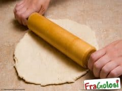 Pasta Sablée Senza Uova
