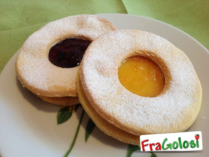 Occhi Di Bue La Ricetta Deliziosa Di Fragolosi