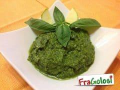 Crema di Pesto e Zucchine