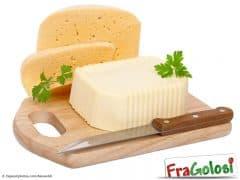 Per conservare inalterati il burro o il formaggio