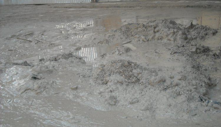 Alluvione nella provincia di Messina