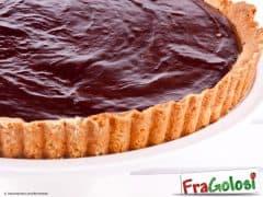 Crostata con Ganache al Cioccolato