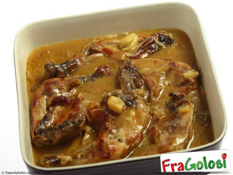 Spezzatino di pollo agli agrumi-di-Sicilia