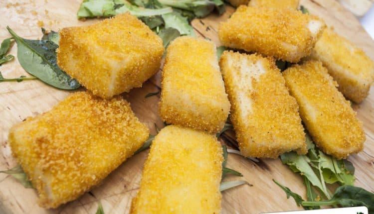 Bastoncini di polenta