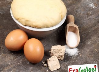 Impasto base per danubio salato
