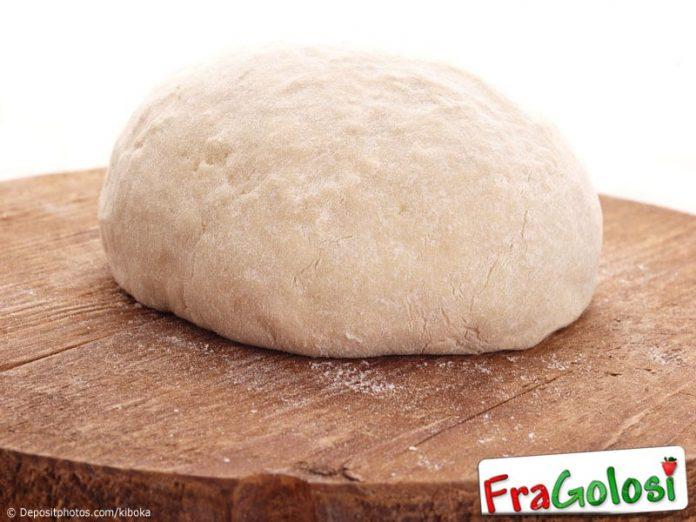Pasta frolla bianca