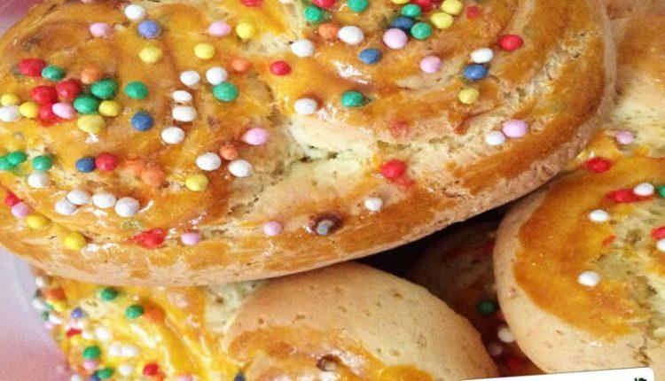Biscotti di pasqua calabresi ricette di pasqua di fragolosi for Ricette dolci di pasqua