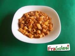 Minestra di Pasta, Fagioli e Salsicce