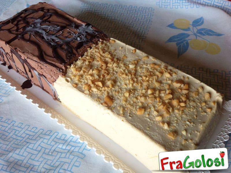 Semifreddo al Cioccolato e Nocciole