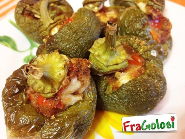 Peperoni Ripieni alla Siciliana