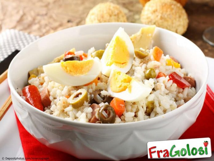 Insalata di riso super