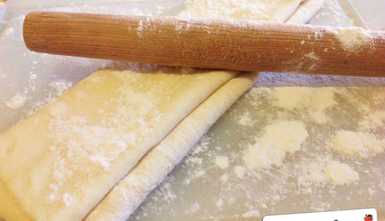 Pasta mezza sfoglia